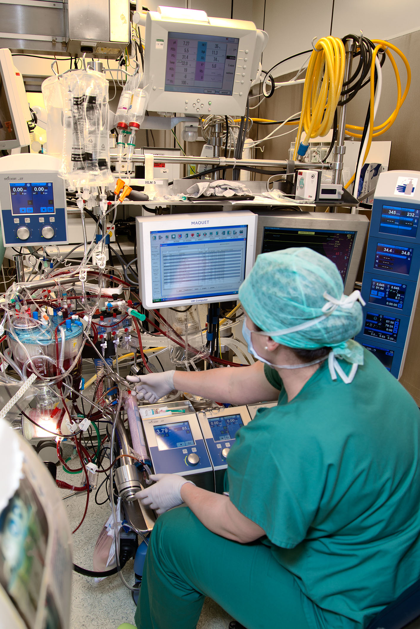 UZH - Division of Surgical Research - Photo Gallery